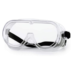 PPE goggles